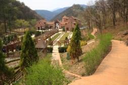 Jade Garden Korea Valley & Main building
