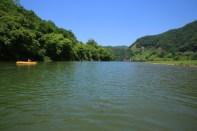 Landscape River Korea