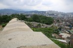 Naksan Park and Seoul Fortress Wall