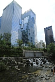 Cheonggyecheon Stream Seoul 청계천