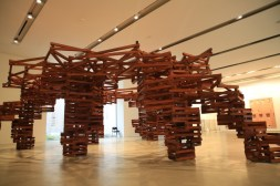 "Buk Seoul Museum of Art SeMA - Kim Joo Hyun's ""The Web of Life – A Rotary with Nine Piers"""
