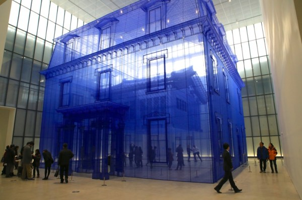 """""""Home Within Home Within Home Within Home Within Home"""" by Do Ho Suh"""