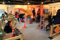 Gyeonggi Children's Museum – construction zone