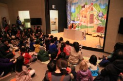 Gyeonggi Children's Museum – mini theater