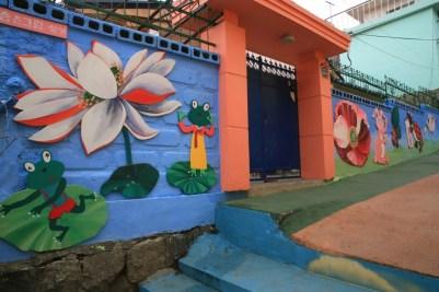 Incheon Songwol-dong Fairytale Village, 인천 송월동 동화마을
