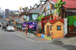 Incheon Songwol-dong Fairytale Village, 인천 송월동 동화마을