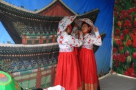 Cultural experience, Korea, International Horticulture Goyang Festival