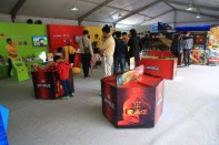 Lego booth, International Horticulture Goyang Festival