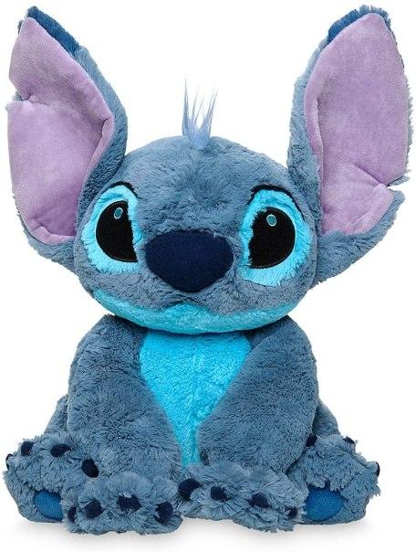 3/Disney Medium Plush Stitch
