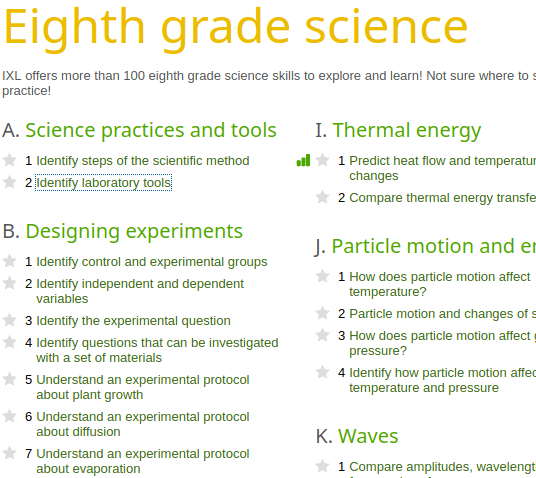 science modern