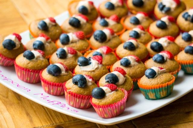 Hup Holland Muffins (Babies Kitchen)