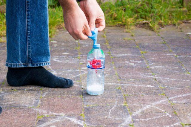 Voorbereiding Magische Ballon Test | Babies Kitchen