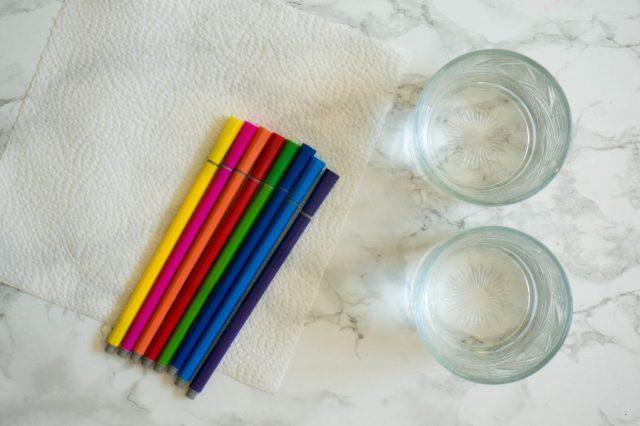 Benodigdheden Een Regenboog laten Groeien_ DIY_ Babies Kitchen