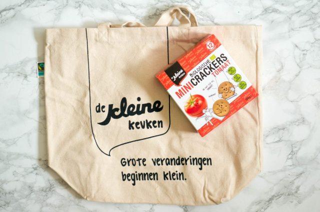 Winactie De Kleine Keuken Mini Crackers Tomaat  Babies Kitchen