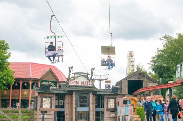 Attractie- en Vakantiepark SLAGHAREN - Kidshoekje