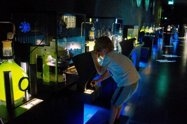 Kidsmuseum Micropia - Kidshoekje
