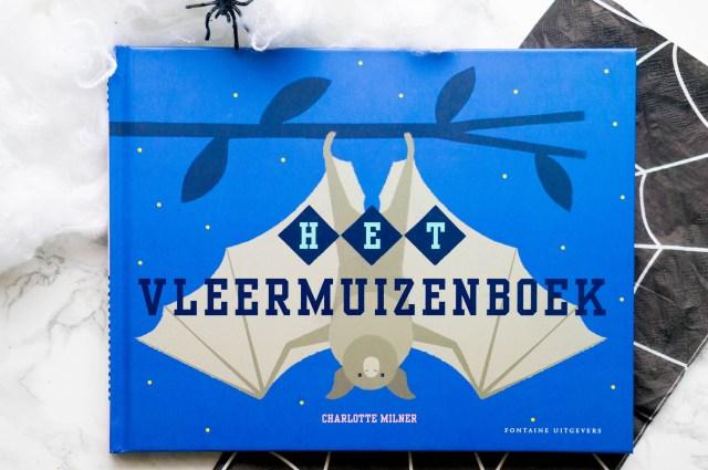 Het Vleermuizenboek [kidshoekje.nl]