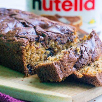 Nutella Bananenbrood   Kidshoekje.nl