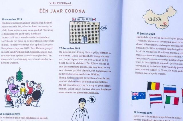 Kinderboek Viruswereld - Kidshoekje.nl