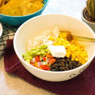 Recept Mexicaanse Rijst Bowl - Kidshoekje.nl