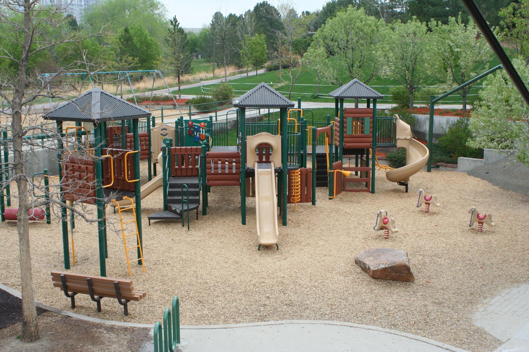 Westlands Park  Kids in Denver