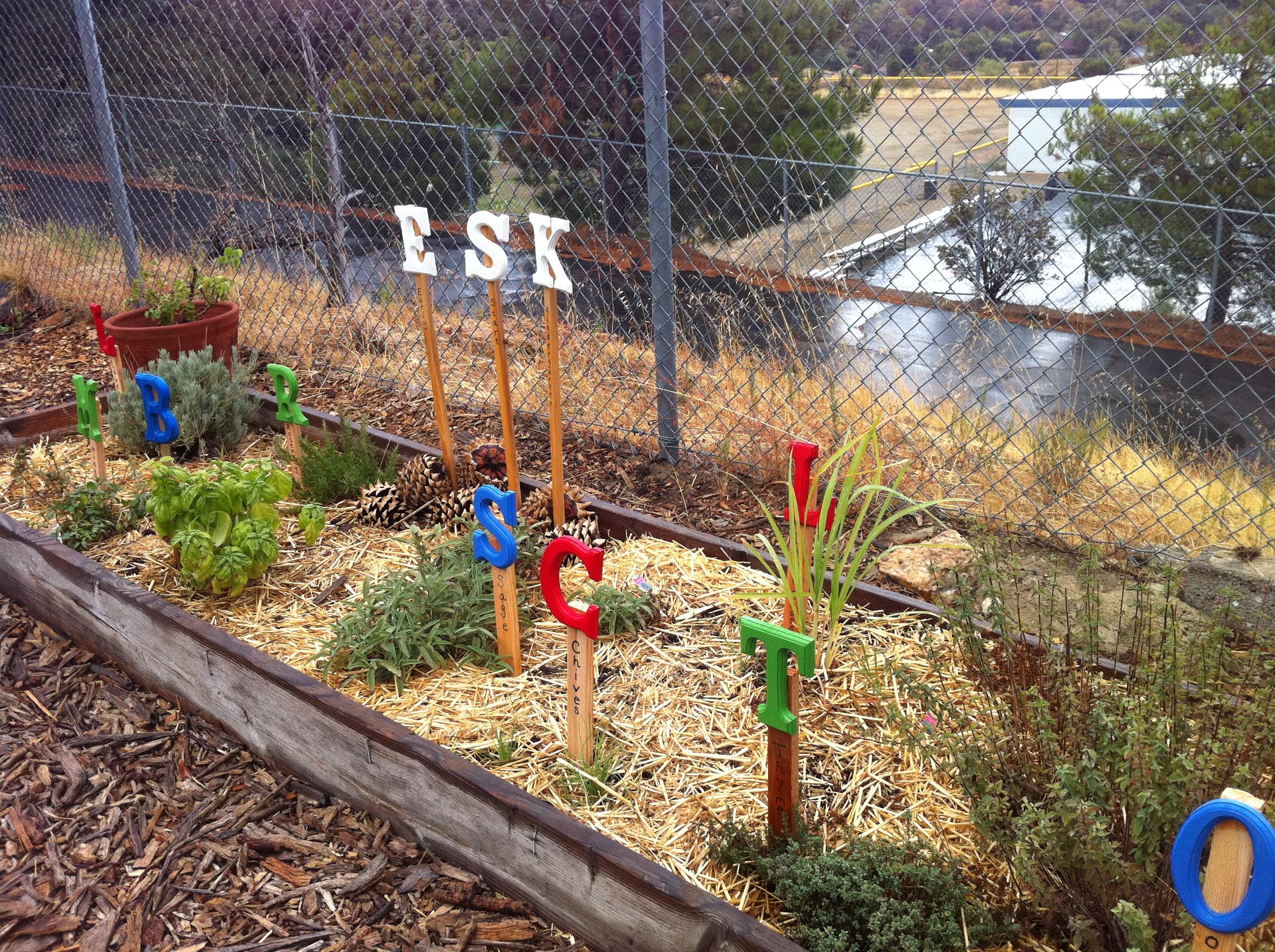 Children S Garden Ideas