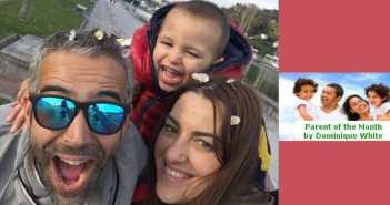 Javier Zabala: Parent of the Month para enero 2018