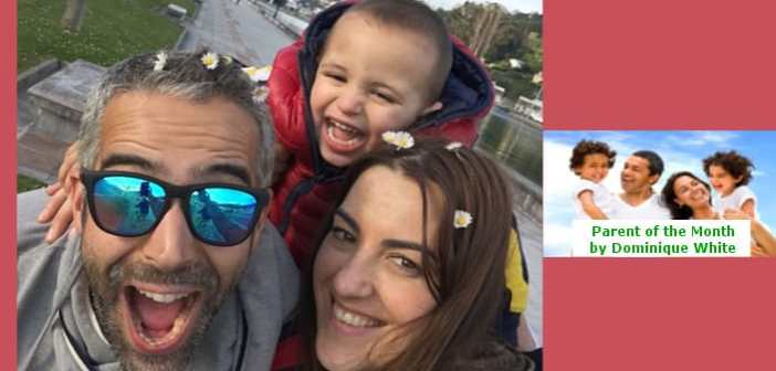 Javier Zabala: Parent of the Month for January 2018