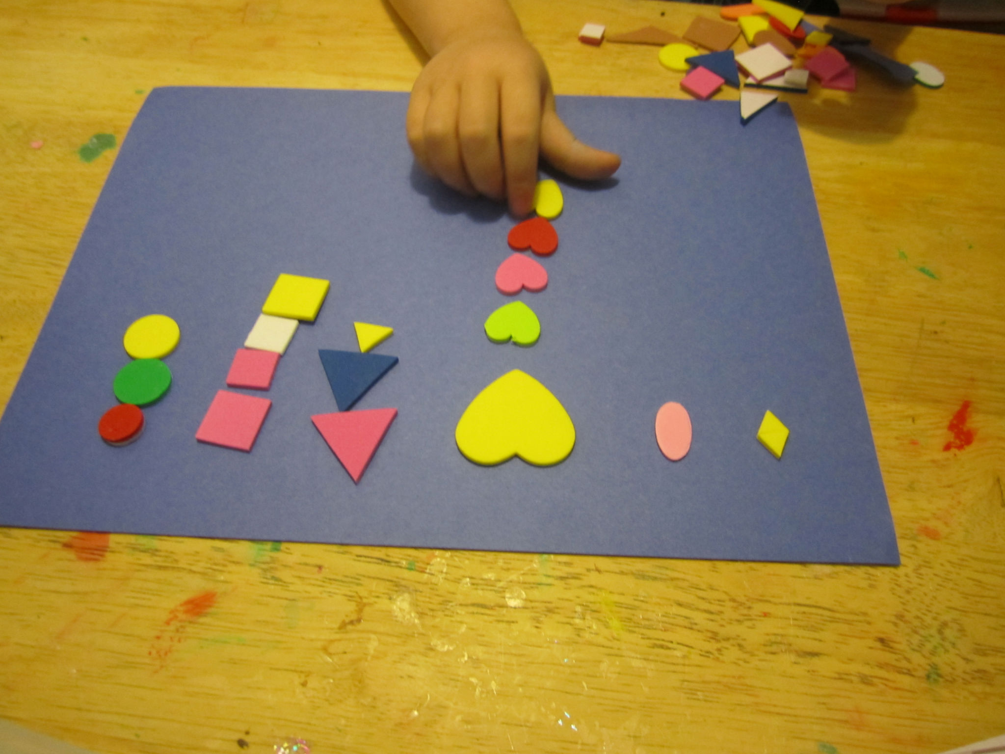 Visual Perceptual Activities Form Constancy