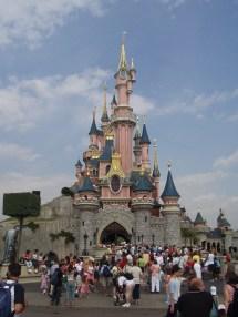 Theme Park Kids In Paris