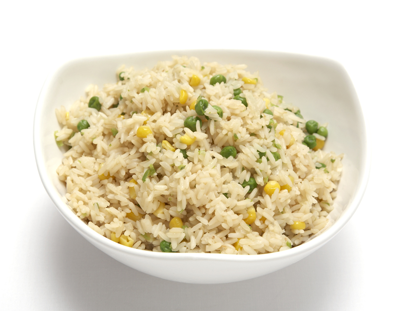 Spanish Style White Rice  Kids In The Kitchen