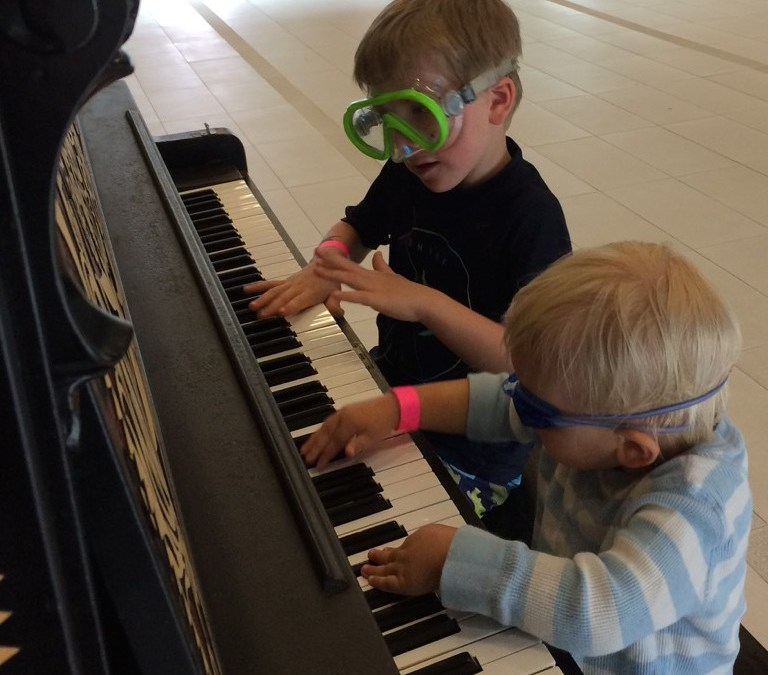 How to Raise Little Musicians