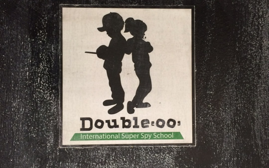 Toronto's First Spy School for kids – Double 'OO'