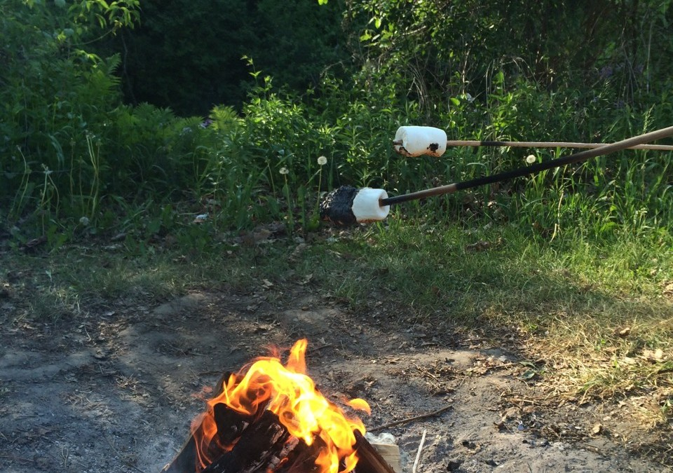 Urban Camping in Toronto: Glen Rouge Campground