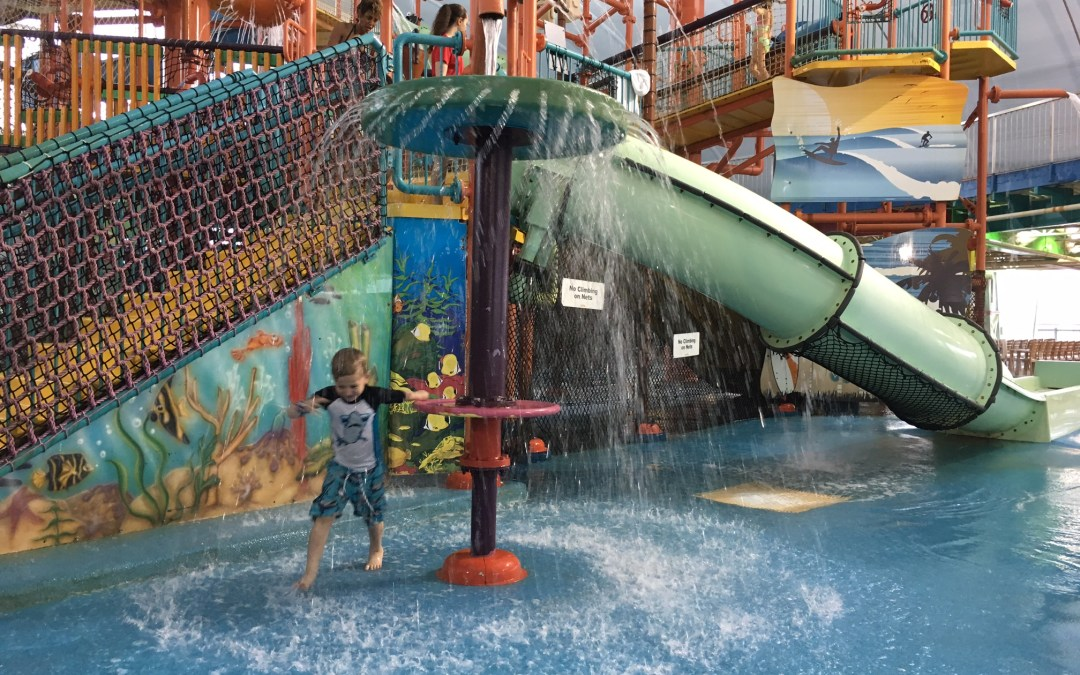 Road Trip: Fallsview Waterpark in Niagara Falls