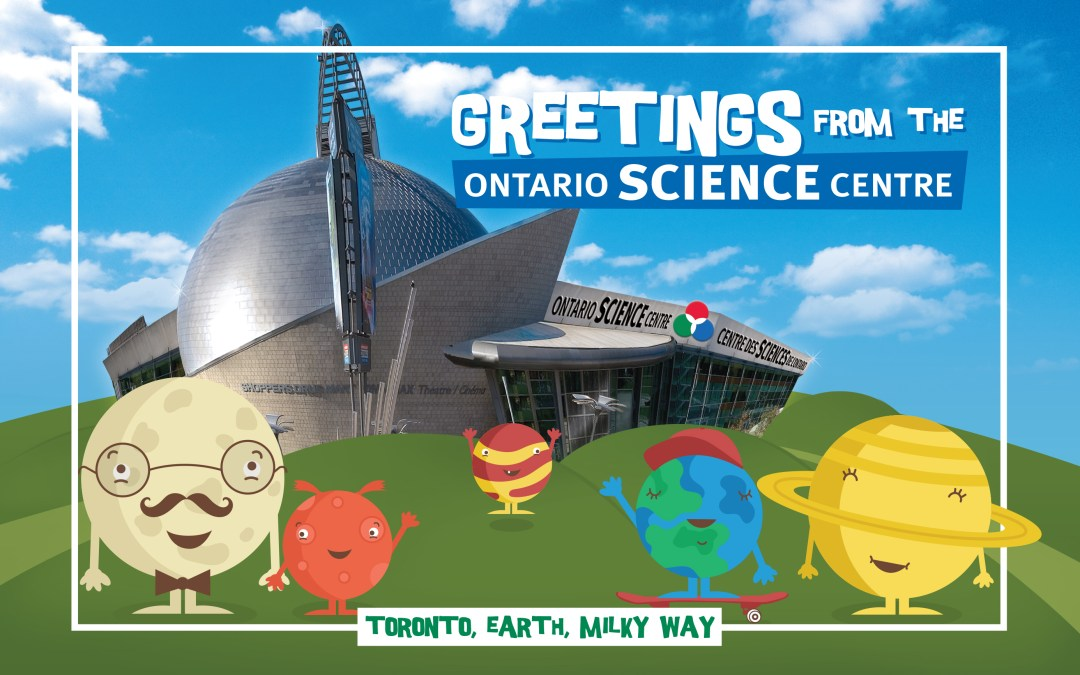 CONTEST: WIN AN ONTARIO SCIENCE CENTRE PLANETARY MEMBERSHIP