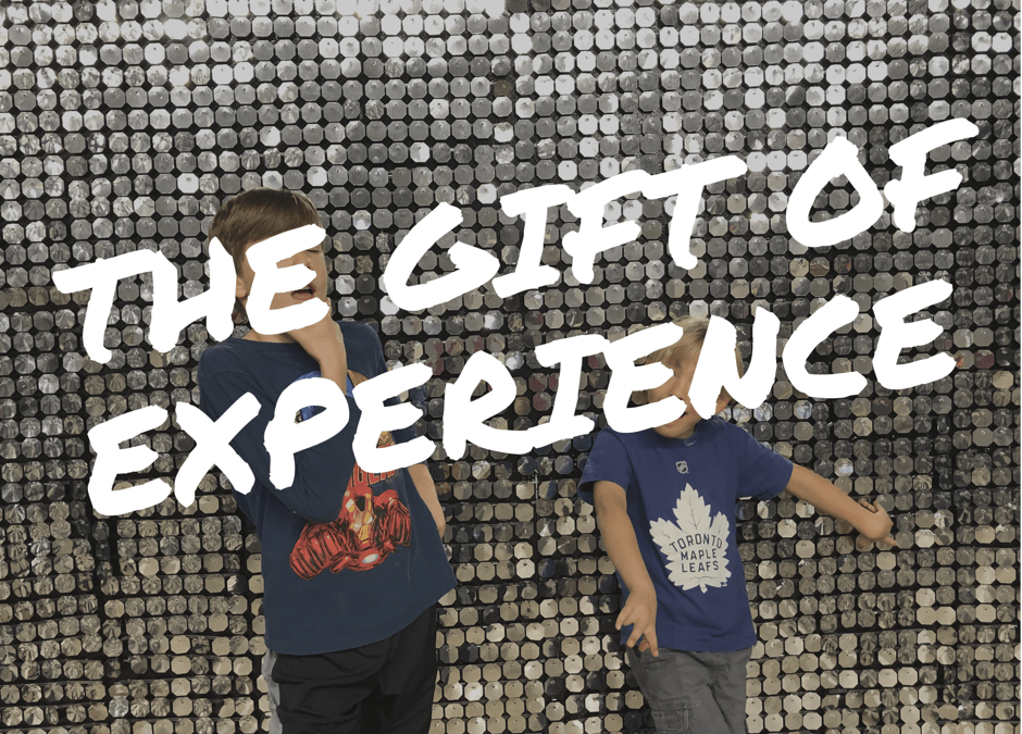 THE GIFT OF EXPERIENCE – TORONTO 2018