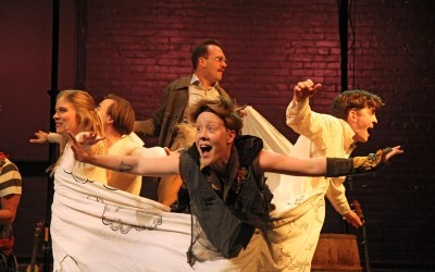 GIVEAWAY: Family 4-pack to Peter Pan at Soulpepper Theatre