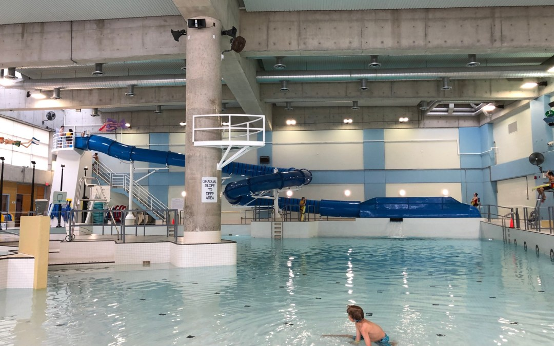 RICHMOND HILL WAVE POOL