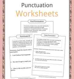Punctuation Examples [ 1056 x 816 Pixel ]