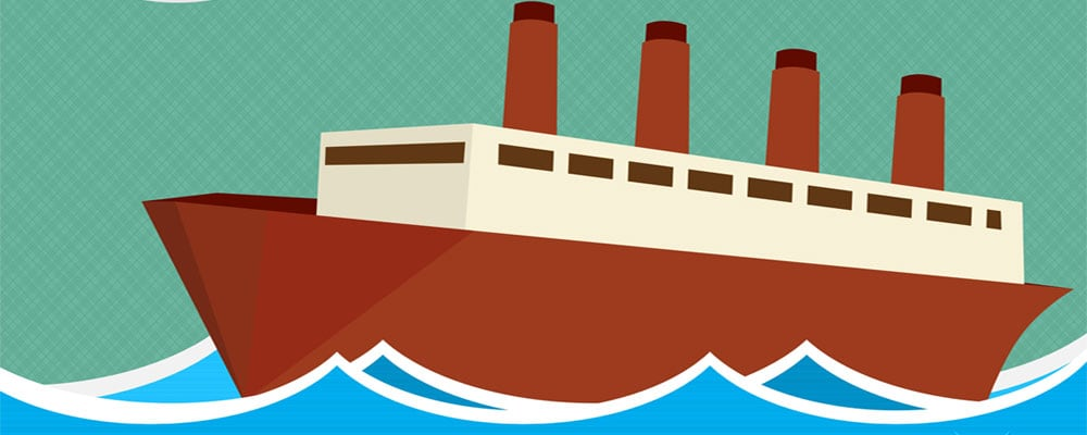 Ship Facts, Worksheets, History For Kids