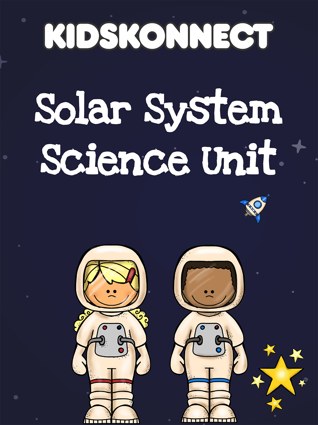 Solar System Unit Plan And Worksheets For Kids