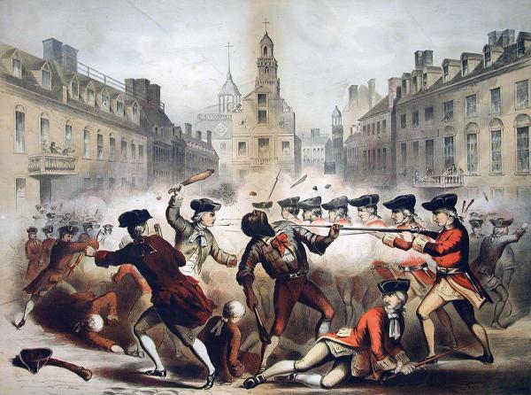 Boston Massacre Facts, Information & Worksheets For Kids