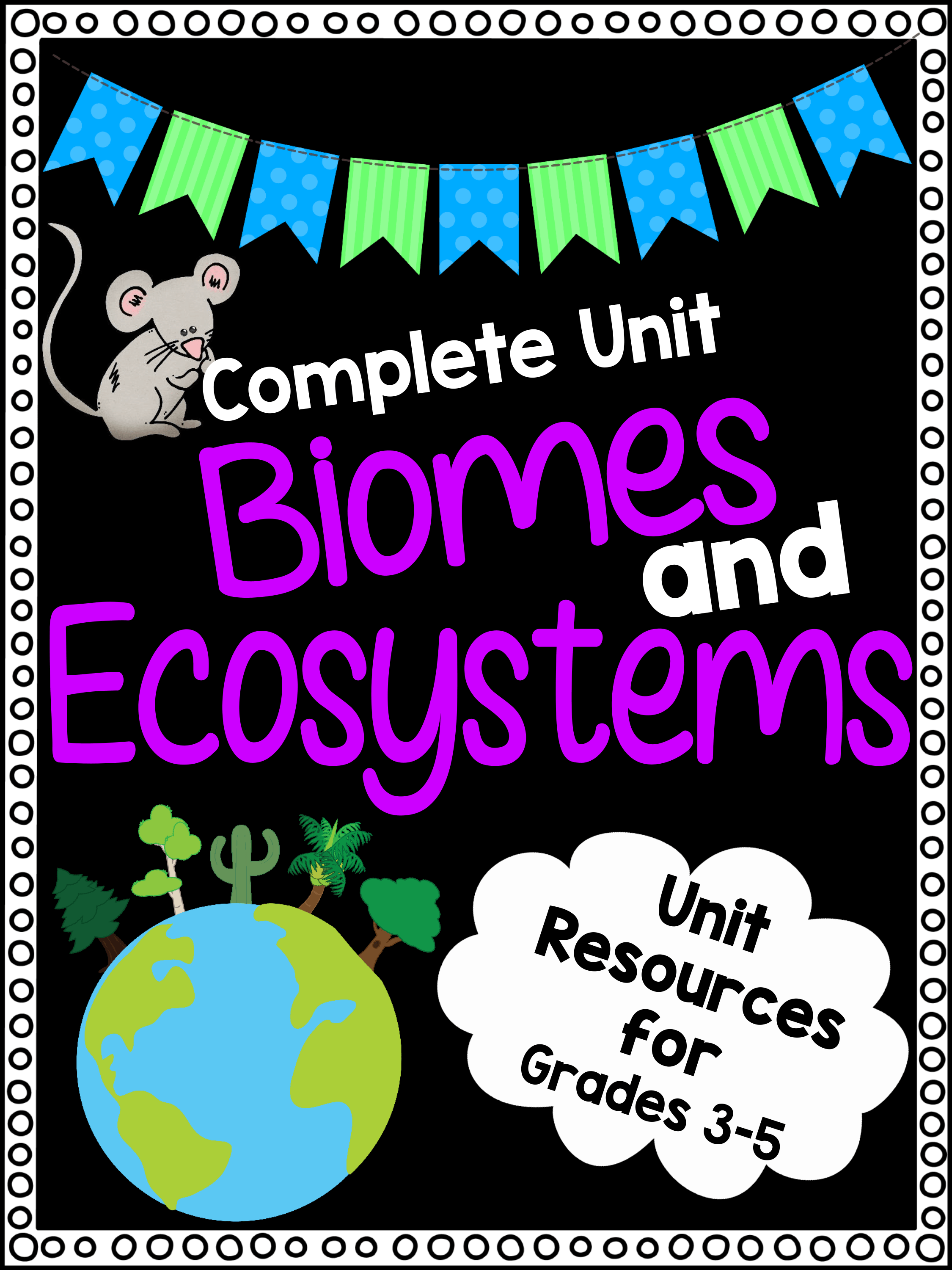 Biomes Amp Ecosystem Worksheet Unit Plan For Teachers