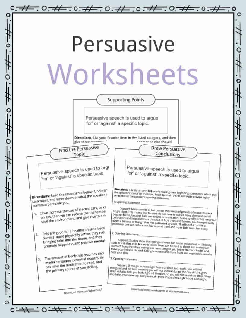 medium resolution of Persuasive Speech Topic Examples