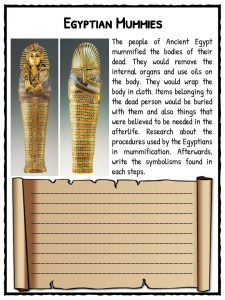 Ancient Egypt Facts & Worksheets For Kids Teaching Resources