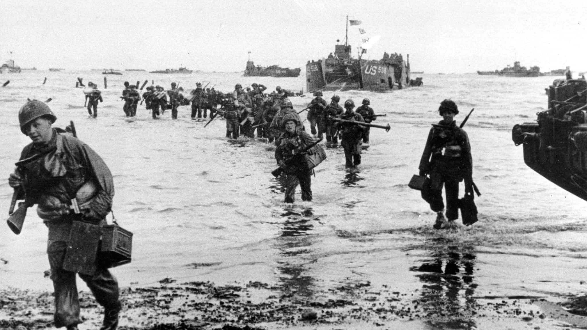 D Day Facts Worksheets Amp Historical Battle Significance For Kids