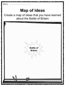 Battle of Britain Facts, Worksheets & Historical