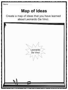 Leonardo Da Vinci Facts, Worksheets & Biography For Kids
