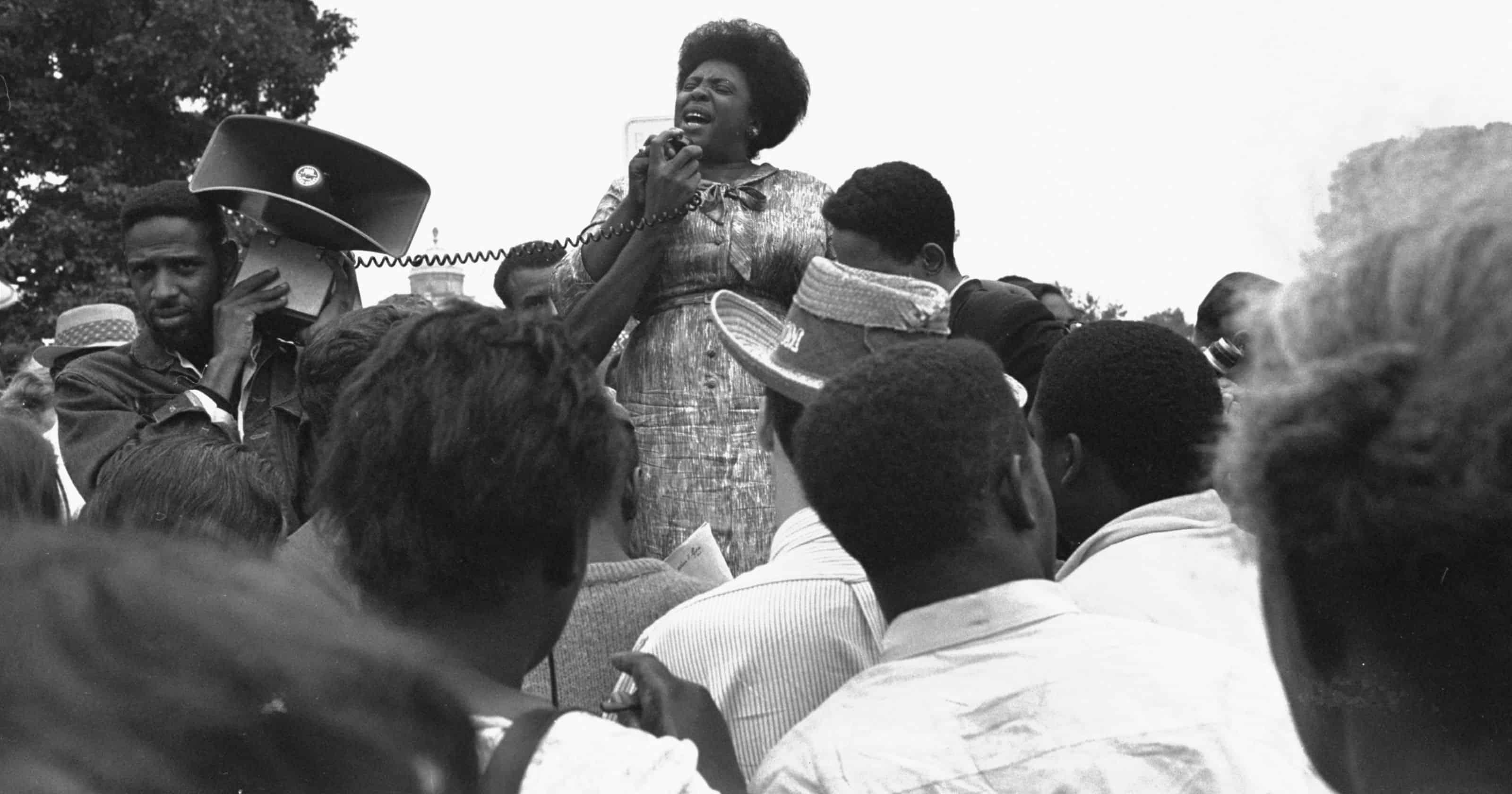 Fannie Lou Hamer Facts Worksheets Biography Legacy